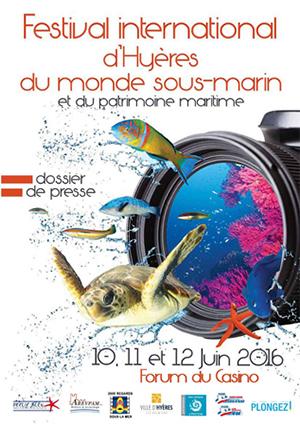 1er festival international d'Hyères du monde sous-marin ...
