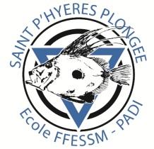 SAINT P'HYERES PLONGEE