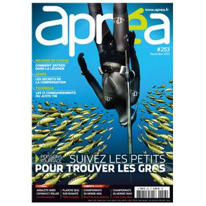 Apnéa : Sortie du numéro de Novembre