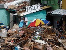 Aide aux sinistrés Philippins