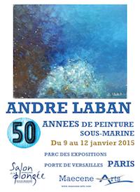 50 années de peinture sous-marine
