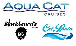 AQUACAT CRUISES / BLACKBEARD CRUISES / CAT PPALU CRUISES