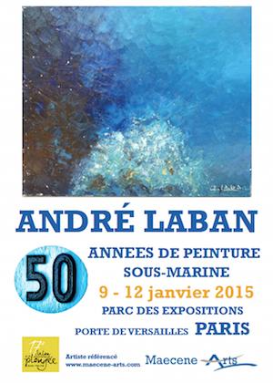 Exposition André LABAN