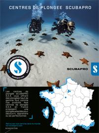 SCUBAPRO CENTRES DE PLONGEE SEA