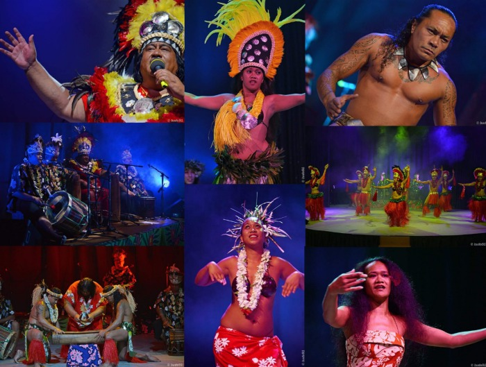 TAHITI FAIT SON SHOW !