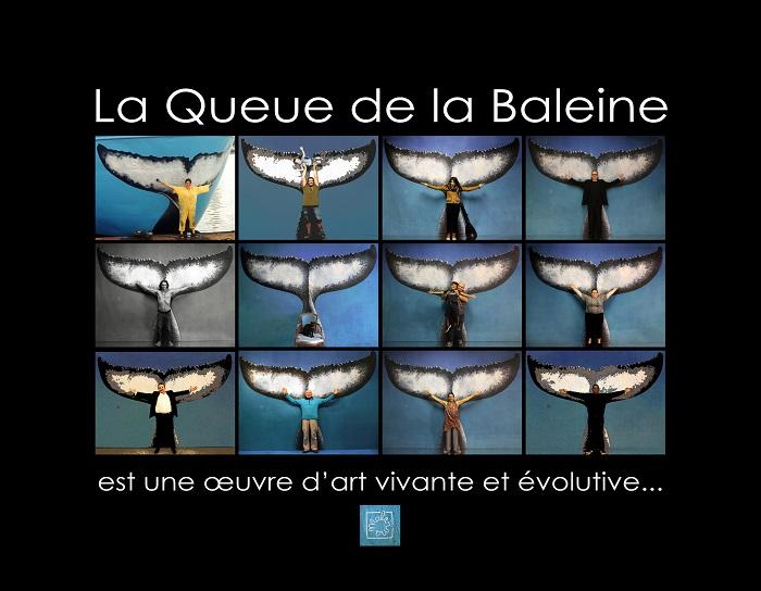 MALVINA LA QUEUE DE LA BALEINE