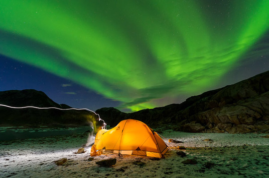 Un nouveau Projet polaire  Arktic