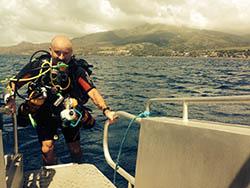 Formation N4, initiateur, trimix en février en Martinique : Université d'hiver aquadomia
