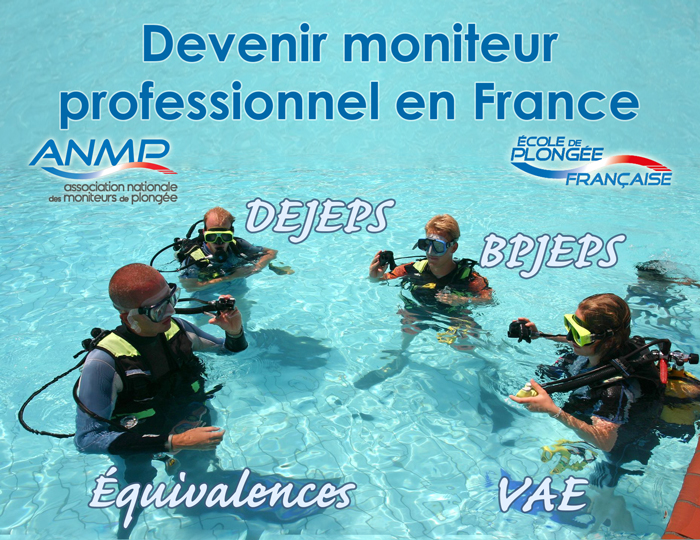DEVENIR MONITEUR PROFESSIONNEL EN FRANCE