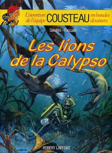 L'aventure de la Calypso
