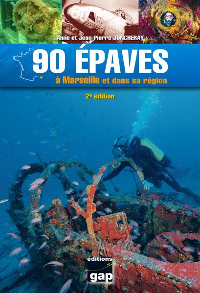 90 épaves à Marseille et dans sa région