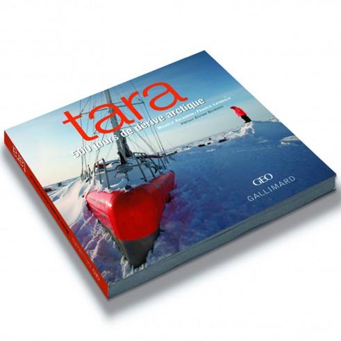 Tara, 500 jours de dérive arctique