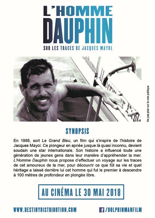 L'HOMME DAUPHIN – SUR LES TRACES DE JACQUES MAYOL