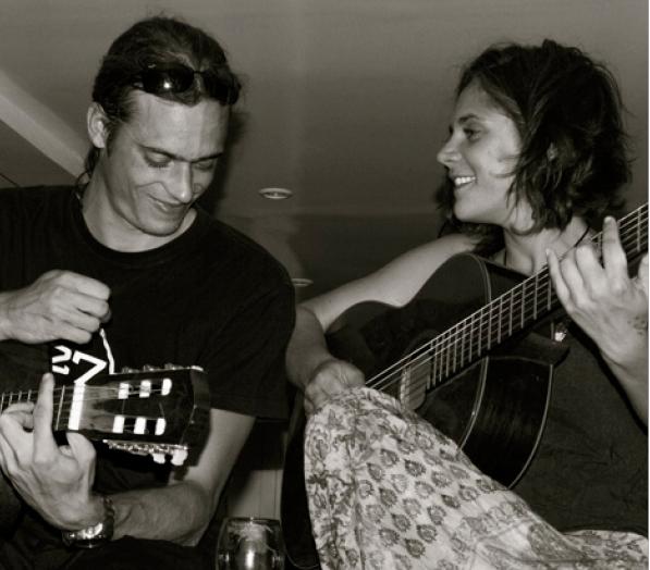 Petit tour de chant par Caro et Aurélie