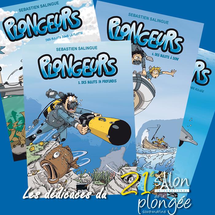 Plongeurs ( Les bulots ) Tome 1 à 4