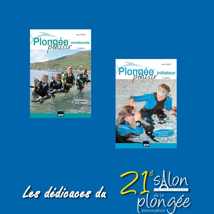 Plongée plaisir : initiateur et Plongée plaisir : Monitorat - Editions 2019
