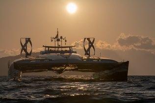 ENERGY OBSERVER : L'ODYSSEE POUR LE FUTUR S'INSTALLE AU SALON DE LA PLONGEE