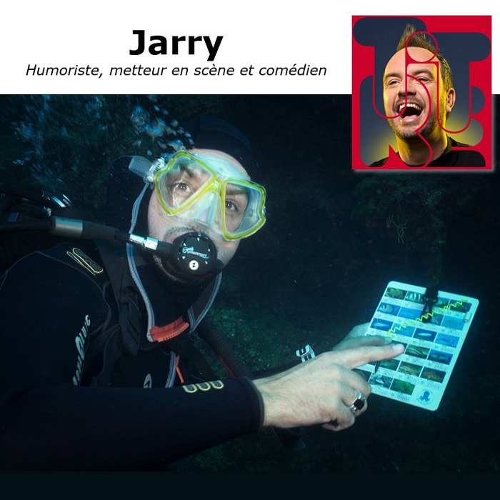 Rencontre avec Jarry, notre parrain !