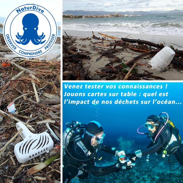 Un jeu pour comprendre l'impact de nos déchets sur nos océans !