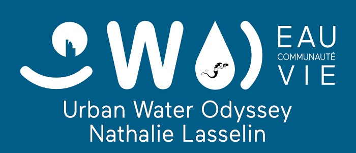 URBAN WATER ODYSSEY NATHALIE LASSELIN