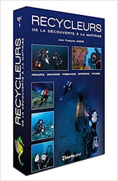 Jean François ANDRE vous présentera son dernier ouvrage sur le Recycleur