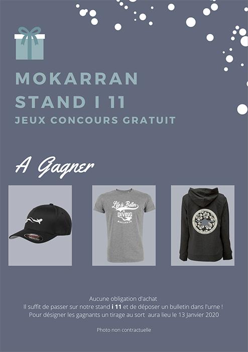 Jeux Concours MOKARRAN sans obligation d'achat !