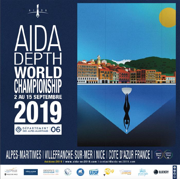 Dédicace poster mondial AIDA 2019