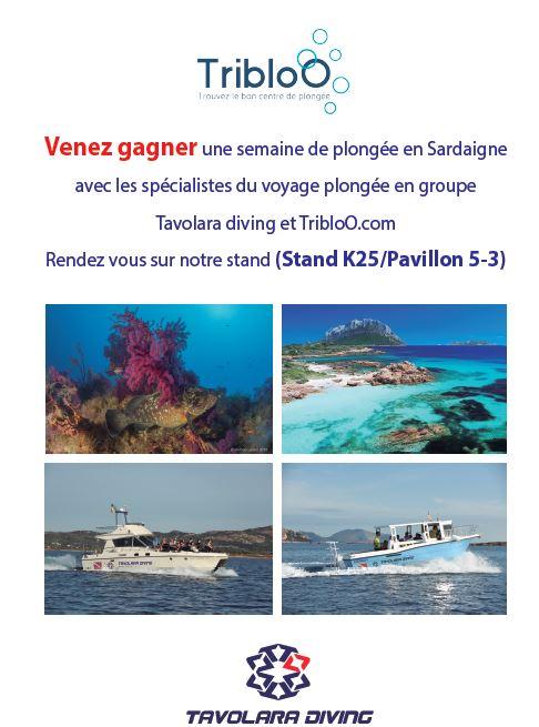 Gagnez et plongez en Sardaigne