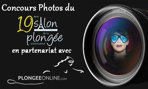 Concours Photos du 19ème Salon de la Plongée