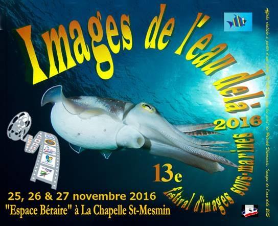Festival de l'image sous-marine d'Orléans