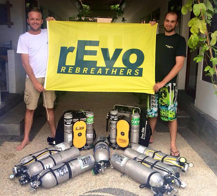 Formation recycleur à Bali