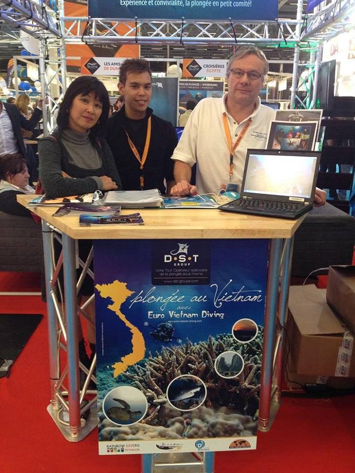 Concours : gagnez des invitations avec Euro Vietnam Diving