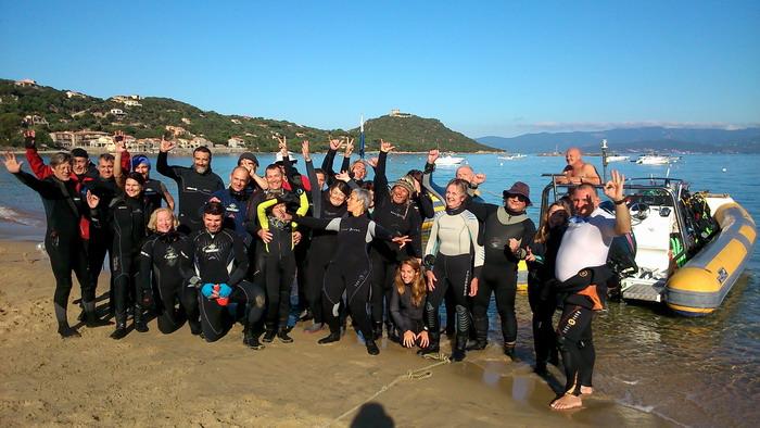 Séjour groupe à Campomoro Corse du Sud