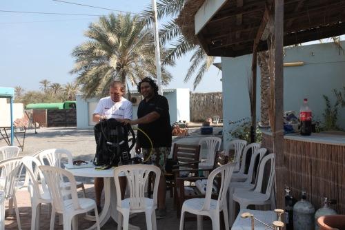 Formation ccr et voyages ccr en silence  a Oman