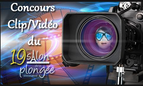 Concours Clip Vidéo du Salon de la Plongée