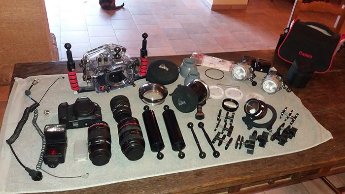 Vends Canon EOS 5D MARK3 avec caisson
