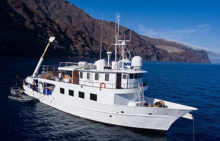 Nautilus Under Sea : Socorro ou Guadalupe Island !