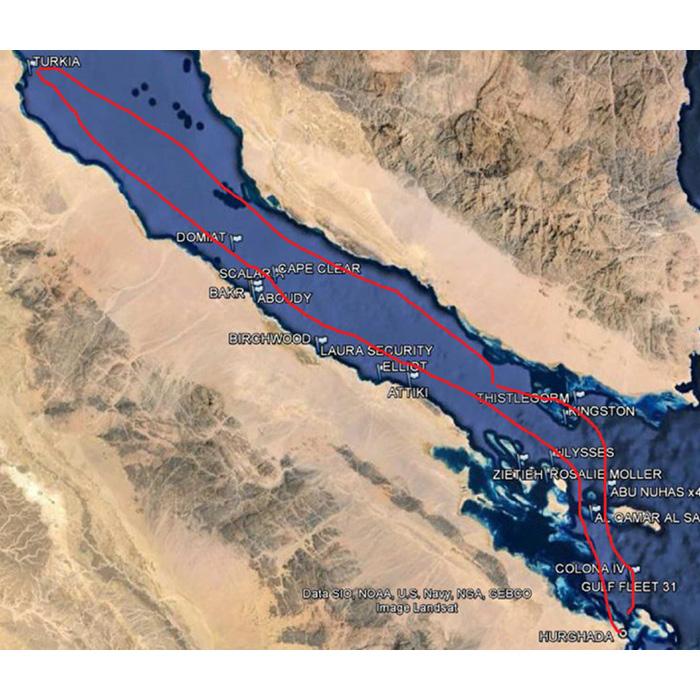 Voyage en Mer Inconnue... Exploration Epaves dans le Golfe ...