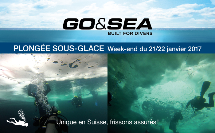 WEEK END PLONGEE SOUS GLACE