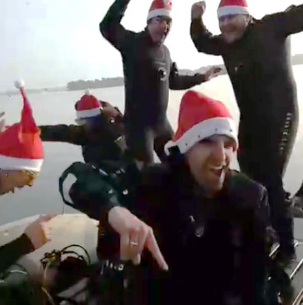 Scubaventure vous souhaite un Joyeux Noël :)