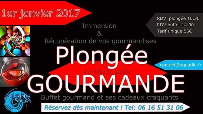 PLONGÉE GOURMANDE