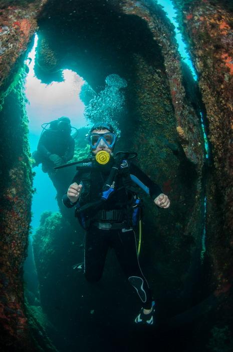 du plongeur de bronze au stagiaire péda !
