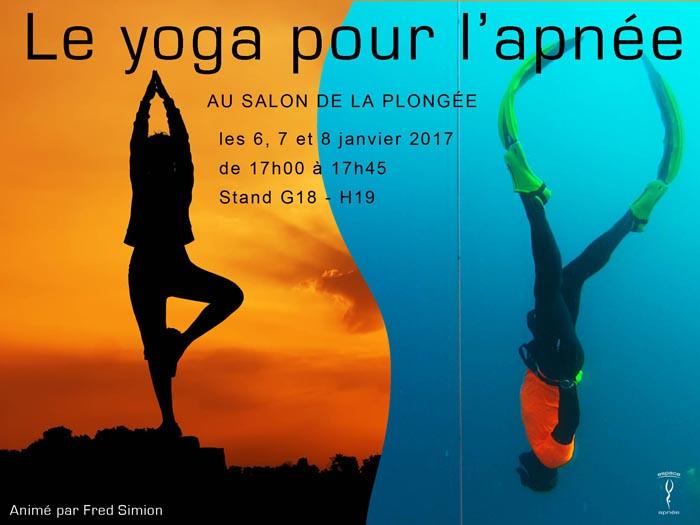 Le Yoga pour l'apnée
