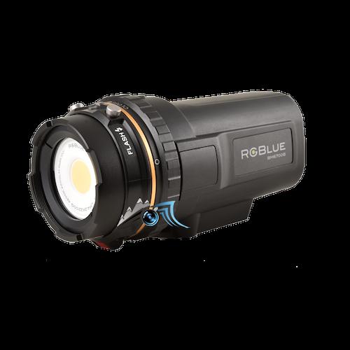 Les nouvelles lampes RGBlue qui flash sont arrivées
