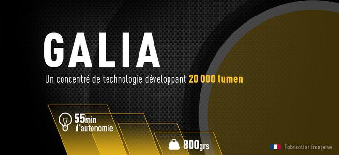 GALIA 20.000 Lumen