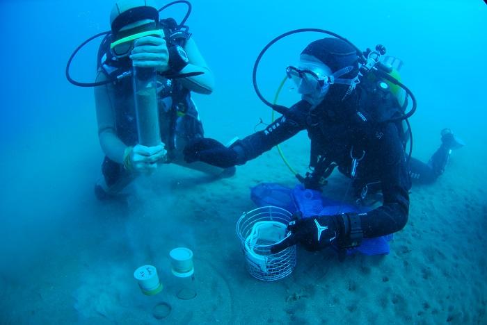 DU - Plongée scientifique