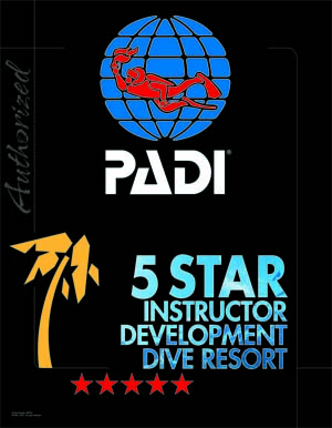 offre promotionnelle cours divemaster gratuit pour souscription à L'IDC Platinium - stand E11
