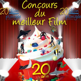 Concours du MEILLEUR FILM du 20ème Salon de la Plongée