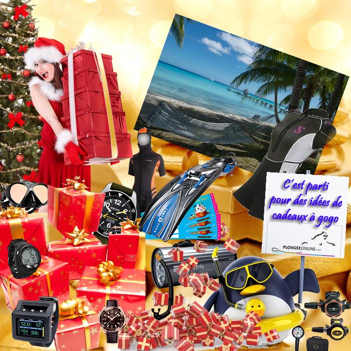 Cadeaux de Noel… en panne d'idées, nos suggestions