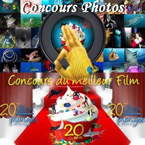 Vidéos et Photos en concours…